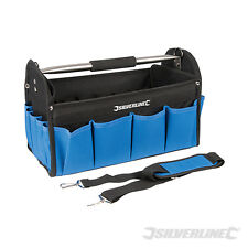 SILVERLINE 748091 Tool Bag Open Tote 400 x 200 x 255mm