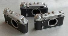 Soviet FED-2 35mm RF camera BODY with M39 LTM screw mount EXCELLENT!