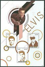 TOGO 2014 ELVIS PRESLEY SHEETLET OF 3 STAMPS