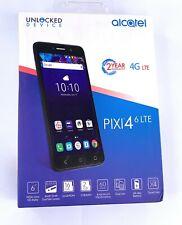 Alcatel Pixi 4 6-Inch LTE 16GB Unlocked Smartphone - New! Sealed!  2GB RAM