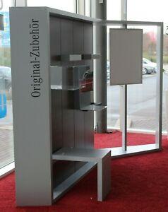 Ausstellung Wand Deko Präsentation Show Lane Set by Isaria® Paneel TOP Holz