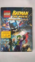 Lego Batman The Movie DVD