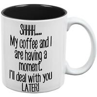 Deal With You Later Funny All Over Coffee Mug