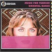 Various Artists - Turkish Oriental Dance (CD 2002)