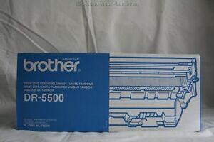 Original Brother DR-5500 Trommeleinheit    schwarz  für HL-7050 / HL-7050N  NEU