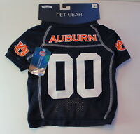 "AUBURN TIGERS Large 16-17"" Length Dog Pet Jersey NEW"