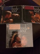 TIME LIFE BODY & SOUL  IN THE GROOVE/& TENDERNESS/UNDERCOVER 3 CDs One Sealed