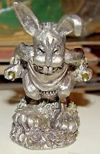 Bouvier Donahue Ent. Pewter Ski Rabbit, 1990, Colorado Made
