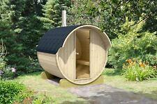 2.2m wooden sauna