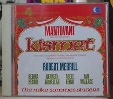 MANTOVANI ROBERT MERRILL THE MIKE SAMMES SINGERS KISMET JAPAN CD POLYDOR