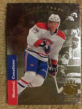 2013-14 SP Authentic Hockey Premier Prospects Alex Galchenyuk