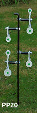Heavy Duty Spinning,Spinner,Plinking Targets for Air guns & Air Rifes. PP20