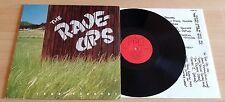 THE RAVE-UPS - TOWN+COUNTRY - LP 33 GIRI+ORIGINAL INNER SLEEVE - UK PRESS