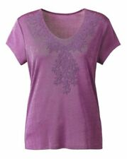 Glitter Blouse Short Sleeve Tops & Shirts for Women