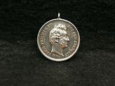 Médaille en argent,Louis Philippe Ier,élu par le voeux des Français 1830-Ref 26