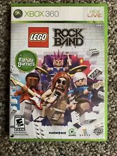 LEGO Rock Band Microsoft Xbox 360, 2009 Complete
