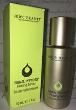BNIB Juice Beauty Organic Vegan Anti-Aging *SIGNAL PEPTIDES Firming SERUM* $110