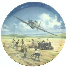 Royal Doulton Hurricane Victory Pass Heroes of the Sky plate CP666