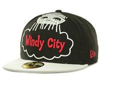 Chicago Bulls New Era 59FIFTY NBA Hardwood Classics Fitted Cap Hat - Size: 7 3/8