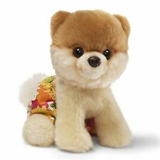 GUND Itty Bitty Boo - Wearing a Swimsuit - The Worlds Cutest Dog - Soft Toy