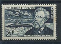 France N° 1029** (MNH) 1955 - Jules Verne