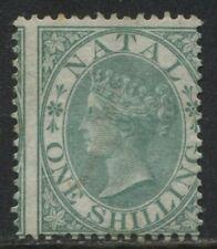 Natal QV 1867 1/ green mint o.g.