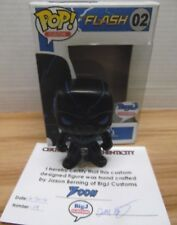 Zoom Flash BigJ Customs Custom Funko Figure w/ Custom Box 010918CFP
