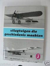AIRCRAFT THAT MADE HISTORY,CONCORDE,X-15,HEINKEL,GLOSTER,MITSUBISHI,DORNIER,197