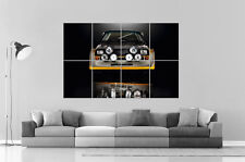 Audi Sport Quattro S1  Poster Grand format A0 Large Print