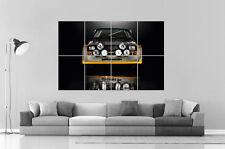 Audi Sport Quattro S1  Poster Grand format A0 Large Print