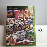 Big Mutha Truckers 2   ( Original Xbox ) TESTED