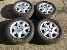 Mercedes C Klasse W203 Alufelgen 6x15 ET31 195/65 R15 Sommerreifen 6,5mm 0617