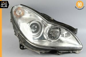 06-11 Mercedes W219 CLS500 CLS550 Right Passenger Headlight Lamp Halogen OEM