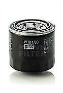 MANN W811/80 Oil Filter