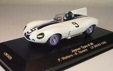 IXO 1/43 Jaguar D Type Nr.9 Walters & Spears Le Mans 1955 OVP #2362