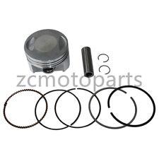 67mm 16mm Pin Piston Rings Kit ZongShen 250cc CG250 Air water Colded Engine ATV