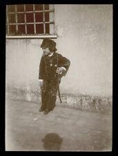 fotografia d'epoca albumina fine '800 BAMBINO-CHILD-KIND-ENFANT 4