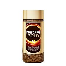 Nescafe Gold - Rich and Smooth - Crafted with Arabica Ground - 1 x 100g