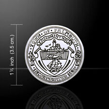 Town of Falmouth .925 Sterling Silver Coin by Peter Stone