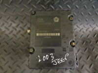 2003 JEEP GRAND CHEROKEE 2.7 CRD 5DR ABS PUMP 56041821AA 25.0946-0239.3 #B54
