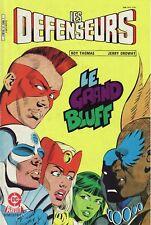 Les Défenseurs N°2 - DC Comics - Eds. Arédit - 1986