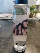 DASH Plastic WATER Bottle KIM Khloe Khourtney THE KARDASHIANS Souvenir