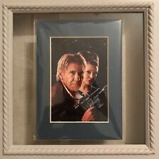Disney Parks Star Wars Galaxys Edge Lucasfilm Print Han Solo Leia Mounted Photo