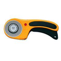OLFA RTY-3/DX 60mm Deluxe Safety Rotary Cutter Knife
