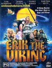 ERIK THE VIKING - Tim ROBBINS John CLEESE - Comedy Movie DVD NEW SEALED Region 4