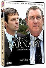 22789//INSPECTEUR BARNABY SAISON 9 NEUF MAIS DEBALLE COFFRET 4 DVD