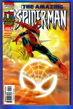 AMAZING SPIDER-MAN # 1  1999- Volume 2 (vf)   Sunburst Variant Cover