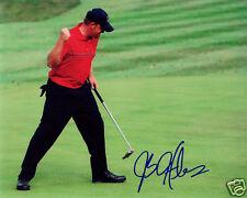 JB Holmes PGA Tour Ryder Cup SIGNED 8x10 Photo COA!