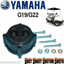 Yamaha G22 & G19 Golf Cart Charger Receptacle (48 volt) JR1-H6181-02
