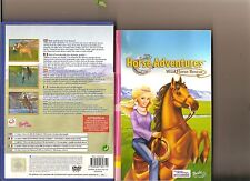 Caballo De Barbie Aventuras caballo salvaje rescate PLAYSTATION 2 PS2 PS 2 Kids